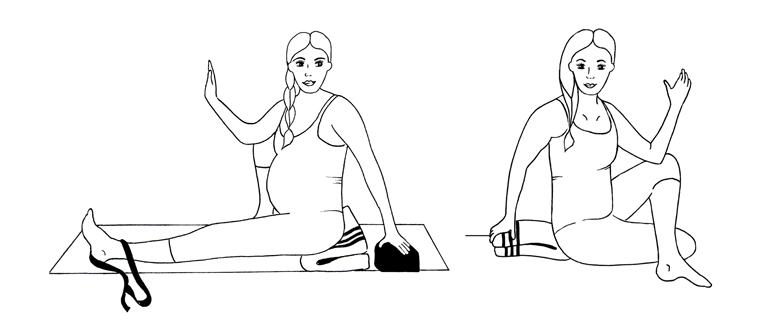 Safe Open Twists for Pregnancy_