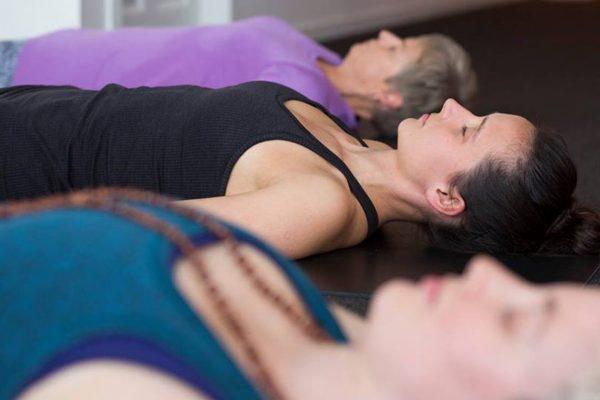 Bliss Baby Yoga Jennifer Allen Yin Restorative Yoga