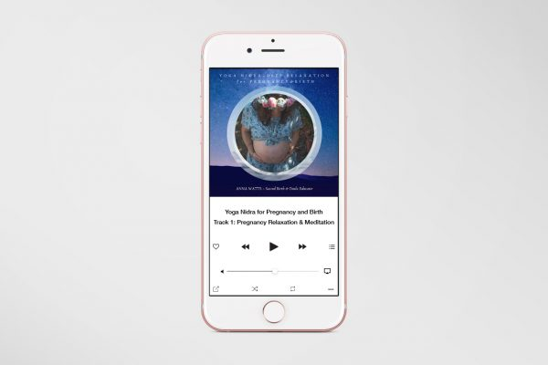Celebration of Birth Pregnancy Relaxation Digital Audio