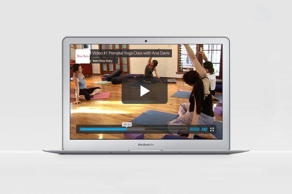 Prenatal Yoga Class (Online Video)