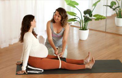 Bliss Baby Yoga Prenatal Yoga Online Class