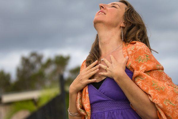 Bliss Baby Yoga Om Shanti Feminine Meditation