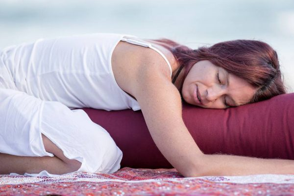 Restorative Yoga for Busy Women