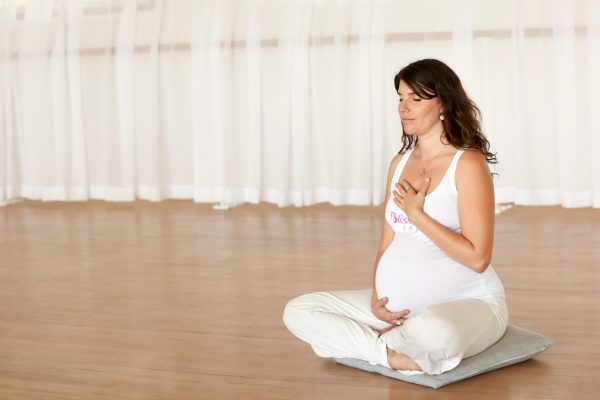 Bliss Baby Yoga Jennifer Allen Chanting Pregnancy Birth Mudra Mantra_
