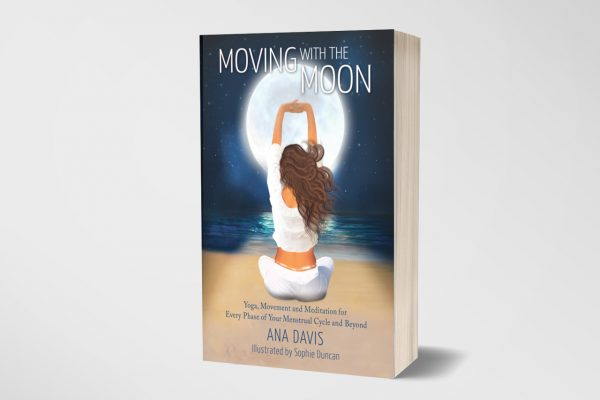 'Moving with the Moon' (print book) by Ana Davis